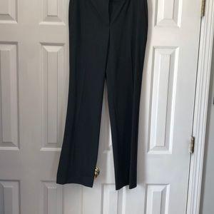 Dress grey pants.